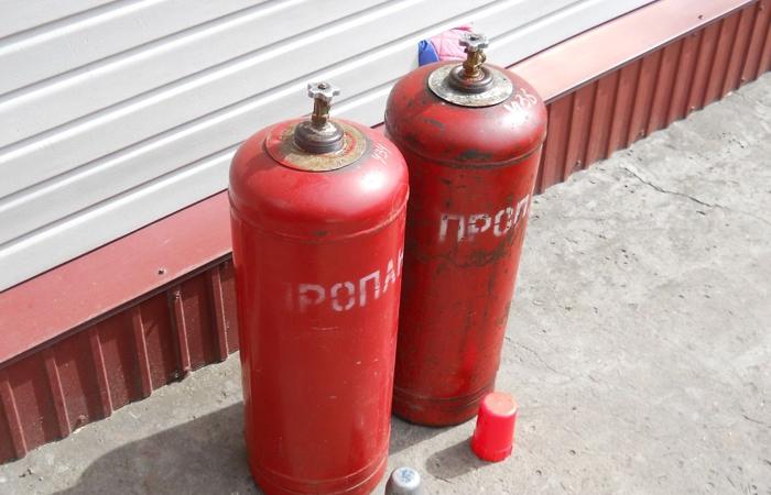 доставка газа в баллонах в калининграде может быть